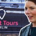 Stephie betreibt die Secret Tours Berlin und bringt ihre Gäste an Sehenswürdigkeiten abseits vom Mainstream