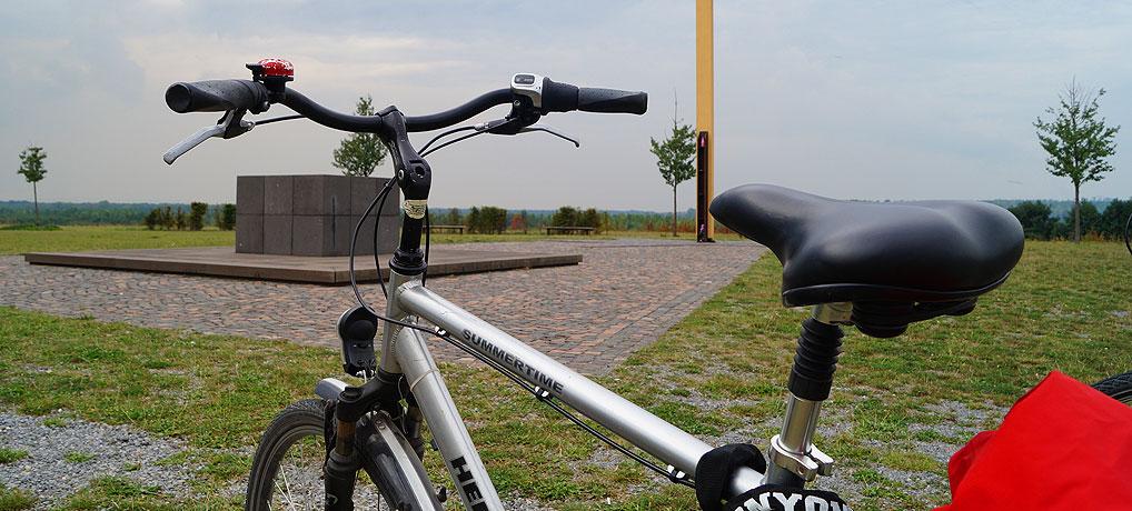 Eine Radtour auf dem Erftradweg im Rhein-Erft-Kreis ist ein schönes Ausflugziel bei Kerpen.