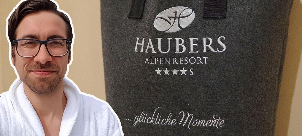 Das Haubers Alpenresort ist ein tolles Wellness-Hotel in Oberstaufen im Allgäu.