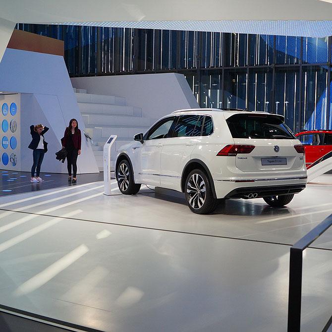 VW Pavillon