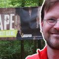 Rene Bossert ist Betreiber des Outdoor Escape Game im Klettergarten Stuttgart.