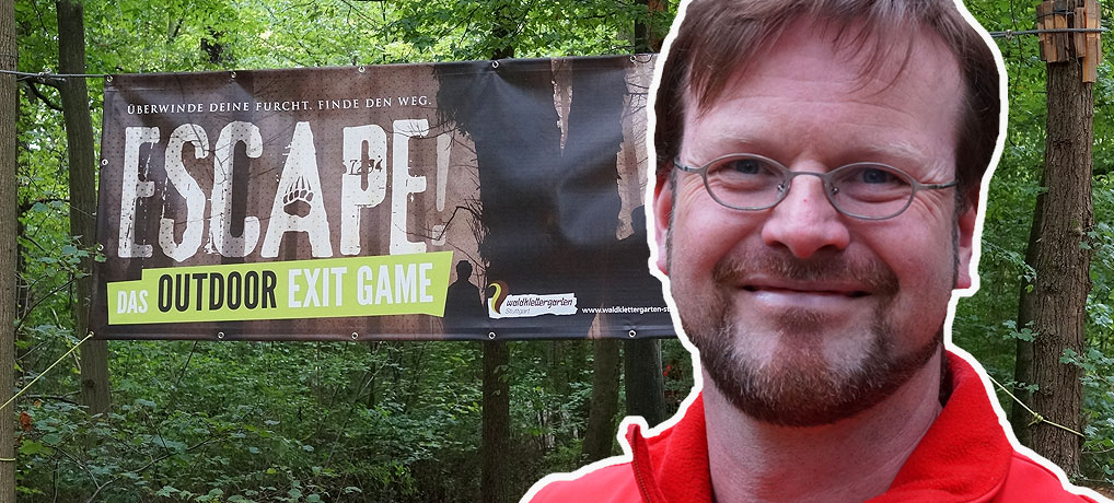 Outdoor Escape Game Stuttgart