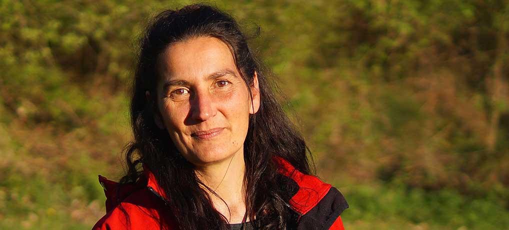 Marleen ist als Landschaftsmentorin in der Vulkaneifel in Rheinland-Pfalz unterwegs.