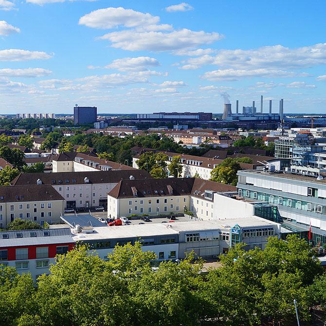➄ Sehenswürdigkeiten in Wolfsburg - Mehr als VW und Autostadt