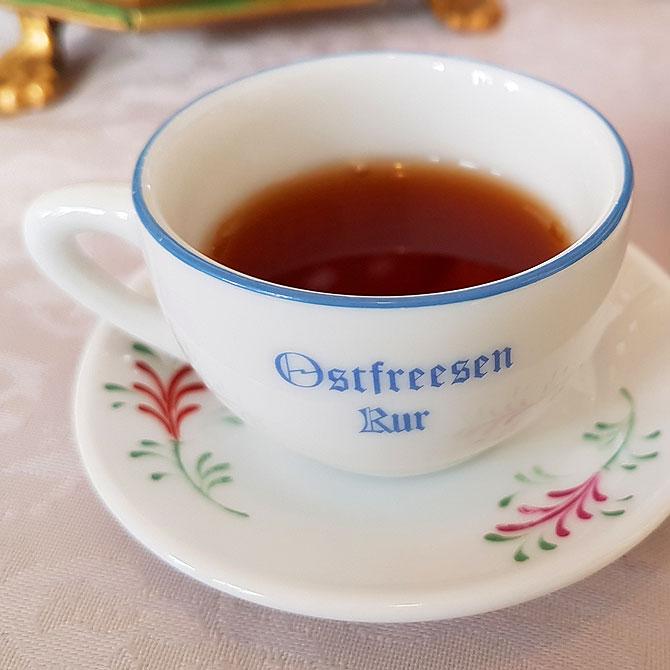 Echter ostfriesischer Tee