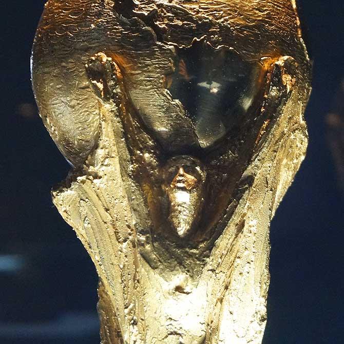 Jules Rimet Pokal alias WM-Pokal