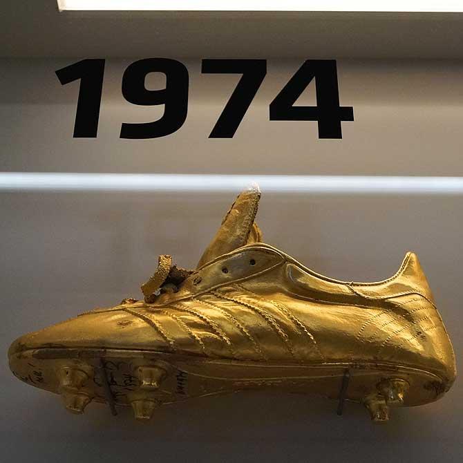 Goldener Schuh der WM 1974