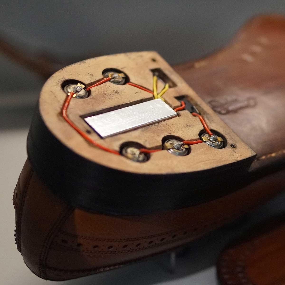 Schuhspion