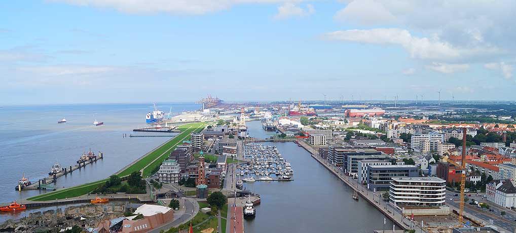 Alle Sehenswürdigkeiten in Bremerhaven im Überblick
