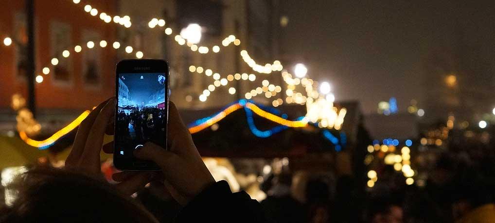 Der Konstanzer Weihnachtsmarkt ist der größte am Bodensee und einer der schönsten in Baden-Württemberg