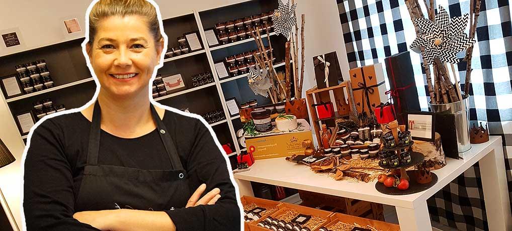 Sabine Lenhart ist Inhaberin der Genussmanufaktur Luxusgut für regionale Bio Produkte