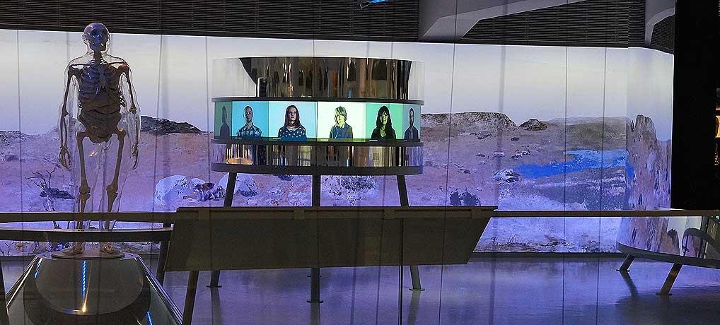 SMAC Chemnitz ist das archäologische Museum Sachsens