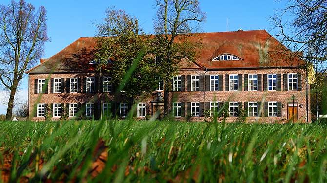 Romantik Hotel Guthaus Ludorf in Mecklenburg