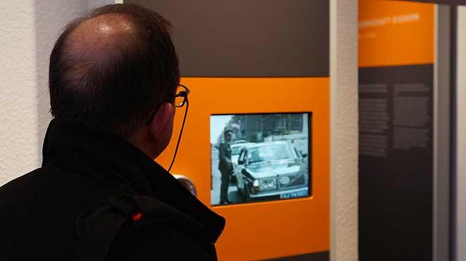 Ausstellung im Stasimuseum