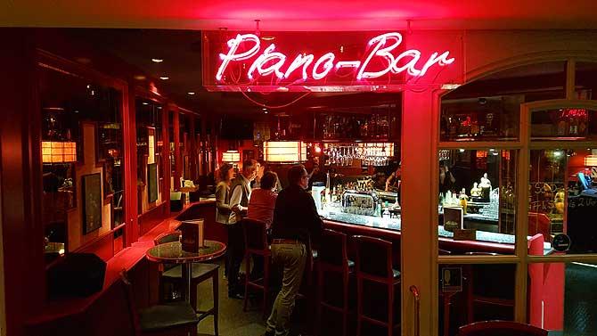 Piano Bar im Maritim Hotel Heringsdorf