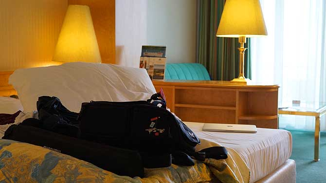 Zimmer im Maritim Hotel Heringsdorf