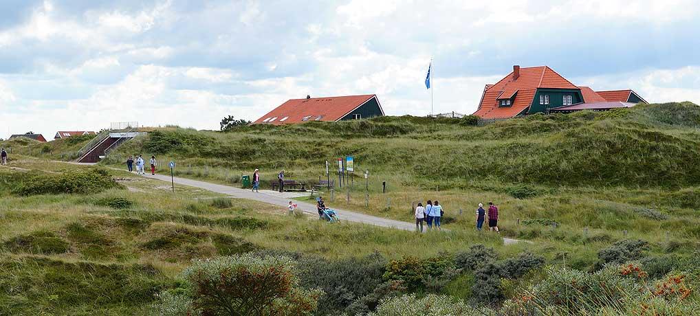 Urlaub auf Spiekeroog ist der optimale individuelle Urlaub an der Nordsee