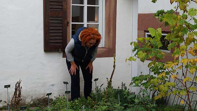 Gabi vom Cafe Saisonal Herbitzheim