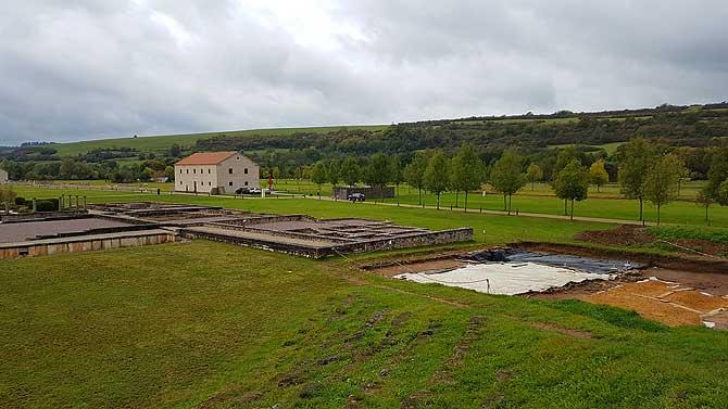 Römische Taverne im Kulturpark