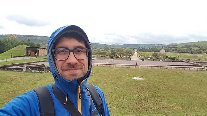 Ich im Europäischen Kulturpark