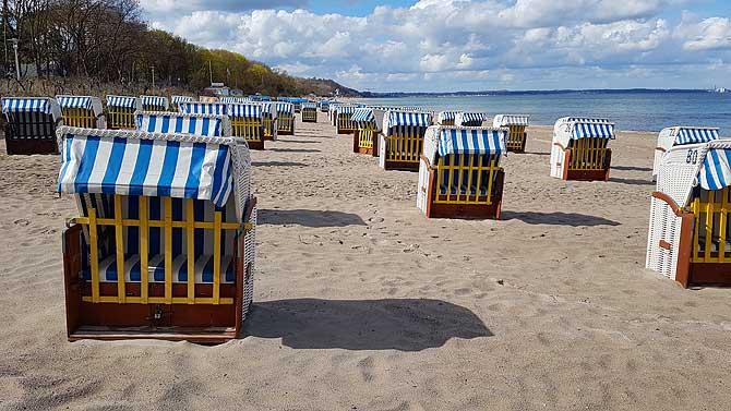 Strandkorb Verleih Timmendorf