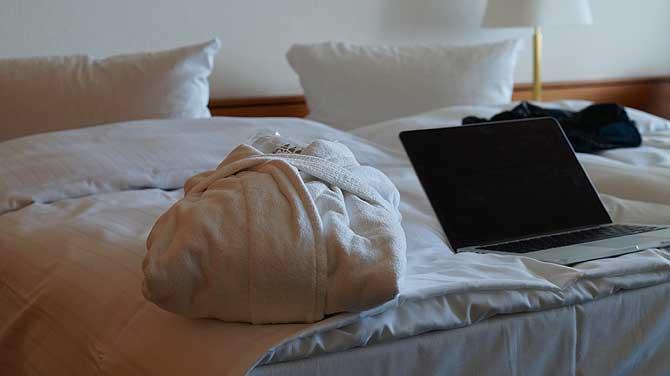 Zimmer im Maritim Hotel Timmendorfer Strand