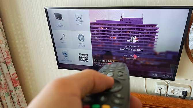 Wii TV alias Fernseher