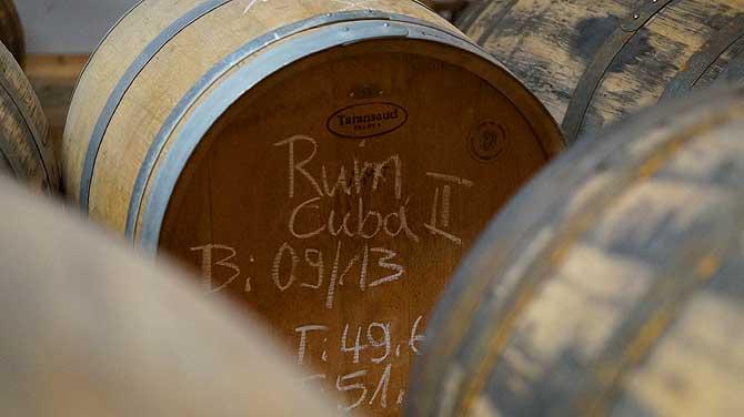 Gibt auch Cuba Rum