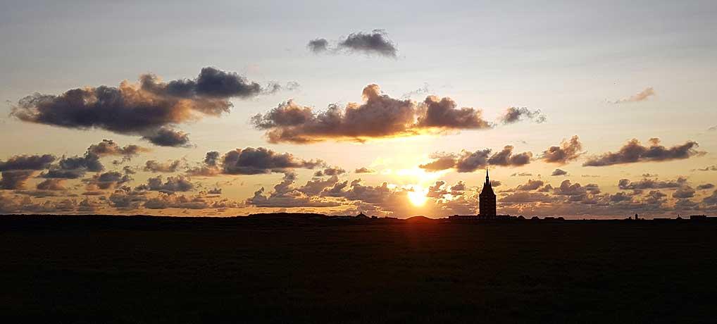 Urlaub auf Wangerooge ist wie eine neue Liebe an der Nordsee