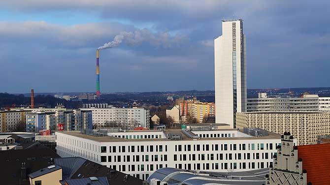 Langer Lulatsch Chemnitz
