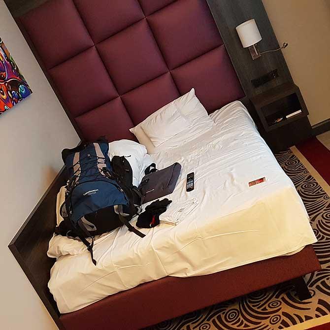 Zimmer im Hotel Chemnitzer Hof