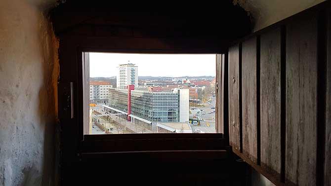 Ausblick vom Roten Turm Chemnitz
