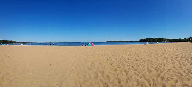 Feinster Zippendorfer Sand