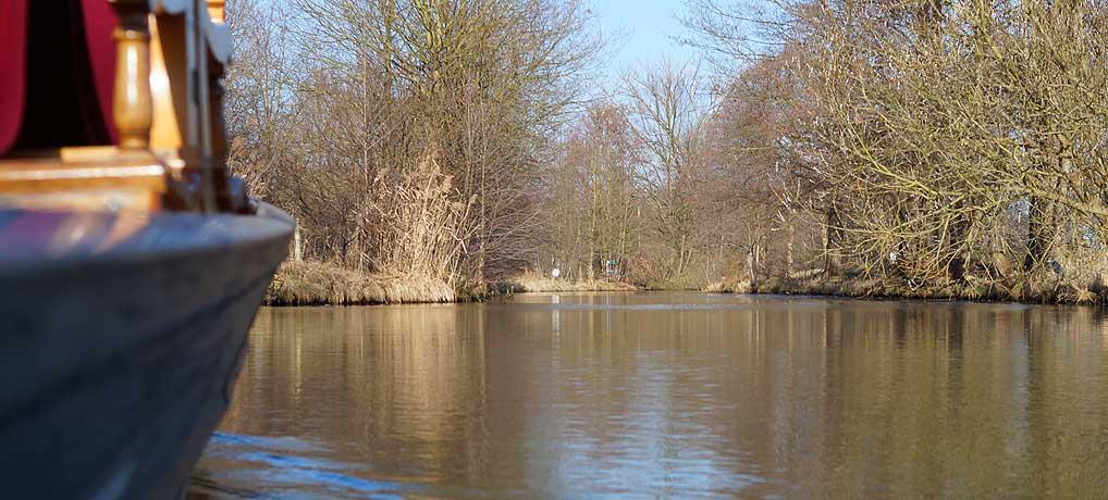 Eine Kahnfahrt im Spreewald in Brandenburg ist was für Liebhaber von Idylle