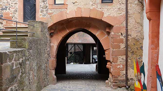 Ronneburger Burgtor