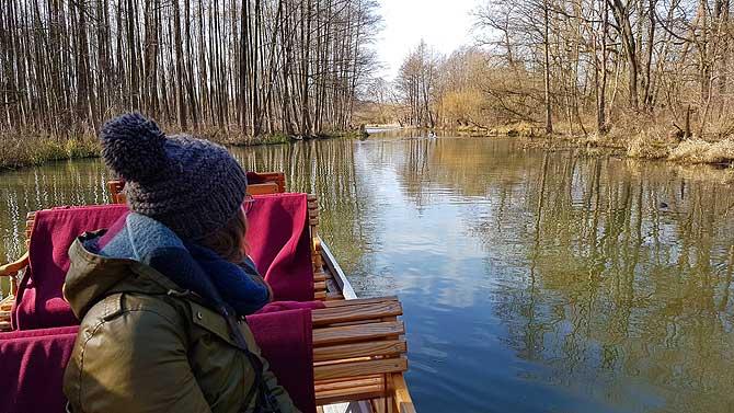 Kahnfahrt im Spreewald - allein, zu zweit oder in der Gruppe.