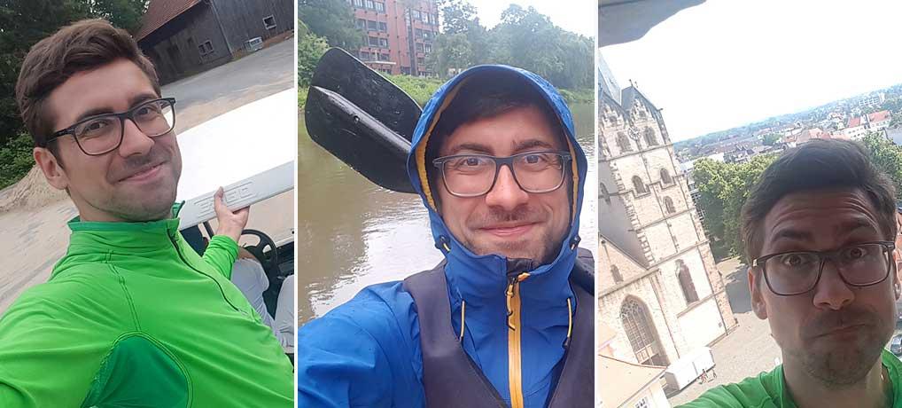 Krasses Blogger Life bei der Teuto Blogger WG im Teutoburger Wald