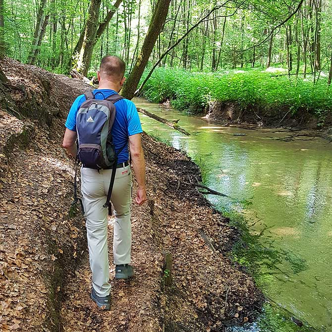 Wandern im Furlbachtal