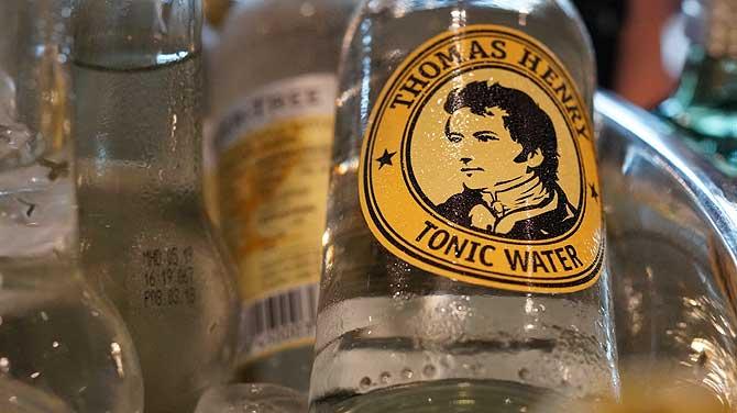 Thomas Henry ist ein beliebtes Tonic Water