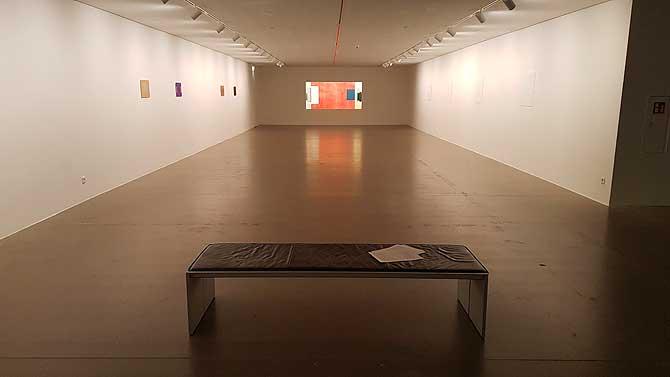 So sieht eine Ausstellung im Marta Herford aus
