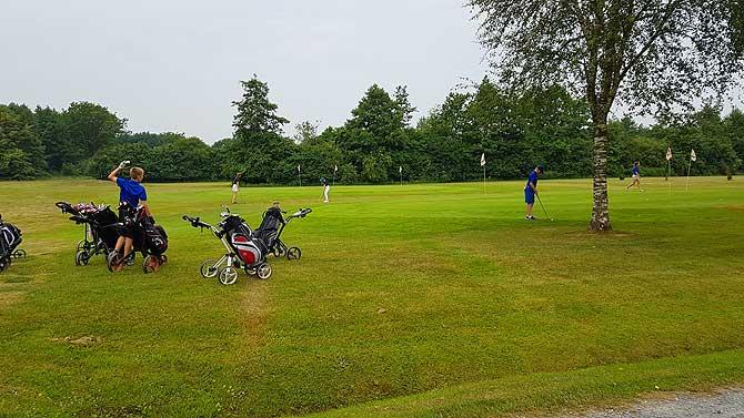 Kostenloser Schnupperkurs im Golfclub Senne