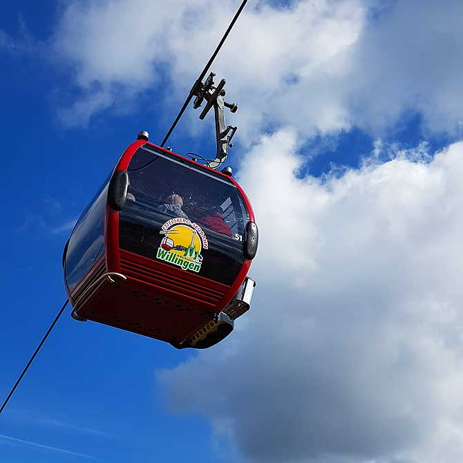Ettelsberger Seilbahn in Willingen