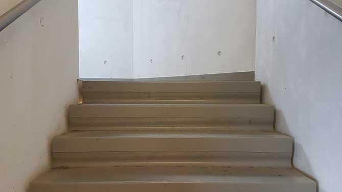 Treppen und Stufen im Hochheideturm