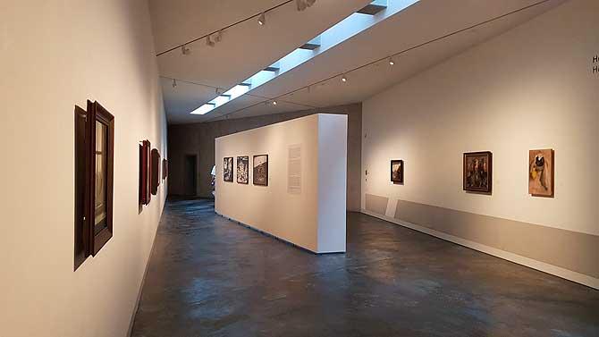 Dauerausstellung im Felix Nussbaum Museum
