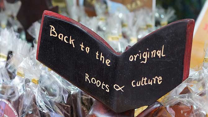 Back to the roots and original culture