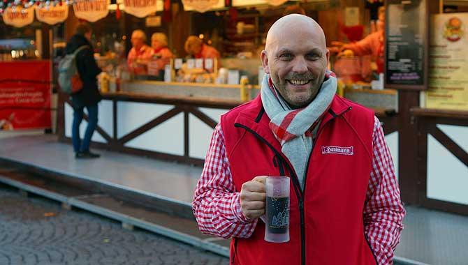 Michael Hausmann aus Darmstadt