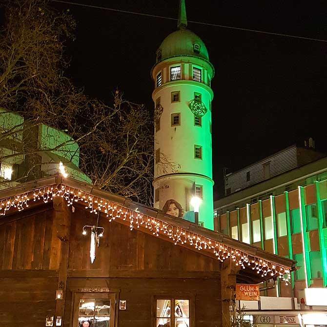 Weisser Turm Darmstadt