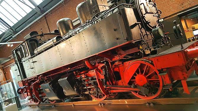 Reichsbahn Baureihe 98