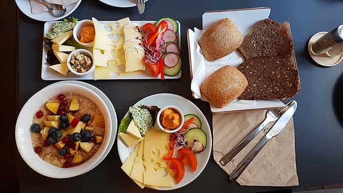 Cafe Müllers Bistro Schwerin Frühstück