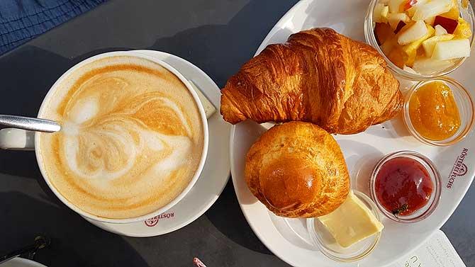 Kaffee Rösterei Fuchs Schwerin Frühstück
